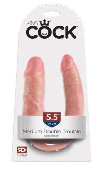 King Cock Double Trouble M
