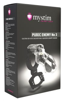 Pubic Enemy No 3