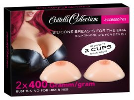 Silicone Breasts 400 g