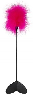 Feather Wand pink